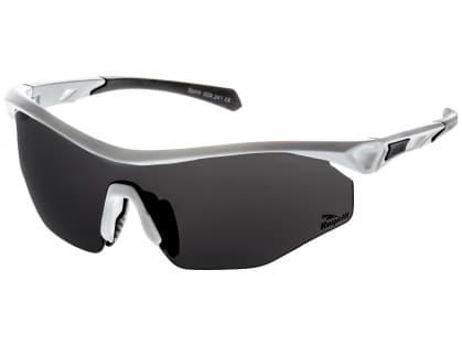 Cyklistické sportovní brýle Rogelli SPIRIT s výměnnými skly, bílé