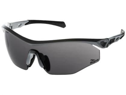 Cyklistické sportovní brýle Rogelli SPIRIT s výměnnými skly, šedé