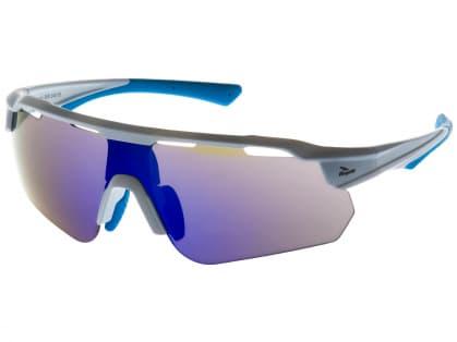 Cyklistické brýle Rogelli MERCURY s výměnnými skly, bílo-modré