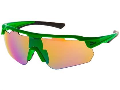 Cyklistické brýle Rogelli MERCURY s výměnnými skly, zelené