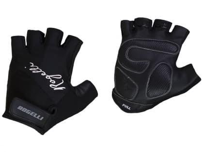 Dámské rukavice na kolo Rogelli DOLCE, černé